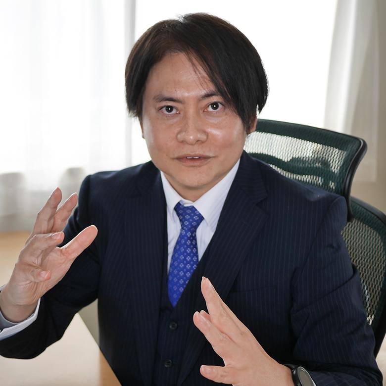 プロ経営者 廣澤知伯